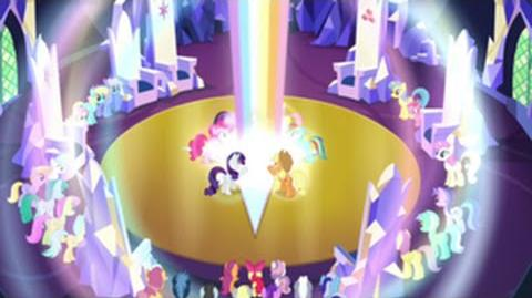 Polish My Little Pony Let The Rainbow Remind You HD