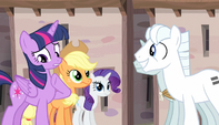 """Twilight """"we're not entirely sure"""" S5E1"""