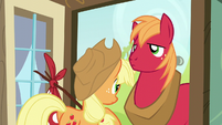 Applejack leaves S5E17