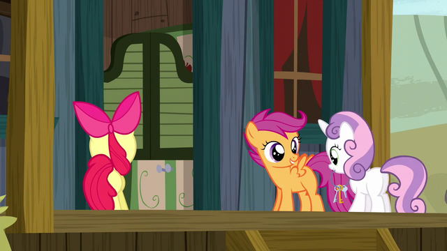 File:Cutie Mark Crusaders put their plan in action S5E6.png