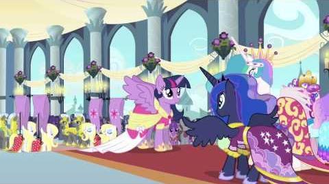 "MLP FiM ~ ""La Principessa Twilight Arriva"" ~ Behold, Princess Twilight Sparkle (Italian 720p)"