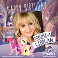 MLP The Movie 'Happy Birthday Andrea Libman' promotional image.jpg