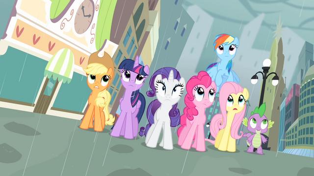 File:Main cast in the rain S4E08.png