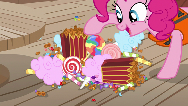 File:Pinkie Pie presenting a variety of snacks S6E22.png