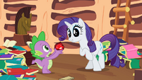 Rarity No inclusions S2E10
