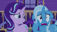 "Trixie ""the changelings have all the princesses"" S6E25"
