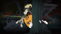 Chimera trying to break free S4E17