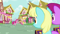 Pinkie Pie yelling at Sassaflash S7E14.png
