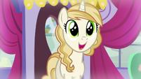 Pony in glee S5E14