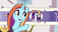 "Sassy's plan step ""Cosmare Cover Pony"" S5E14"