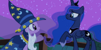 Luna Eclipsed