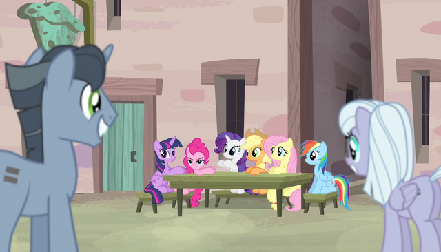 File:Mane Six sit down for lunch S5E1.png