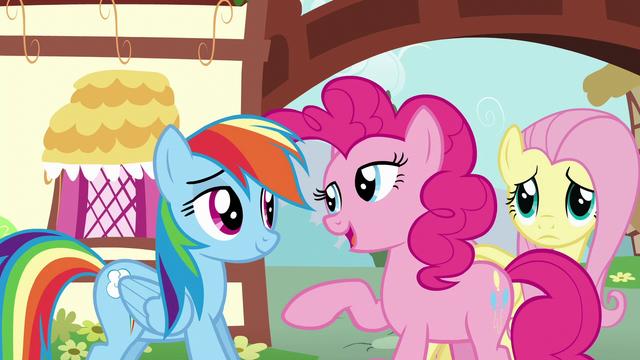 "File:Pinkie Pie ""that makes more sense"" S6E11.png"