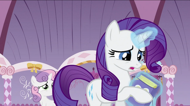 File:Rarity with her diary S2E23.png