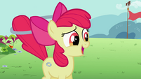 Apple Bloom 'Don't worry, gals' S2E06