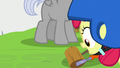Apple Bloom puts tools at Chipcutter's hooves S7E6.png
