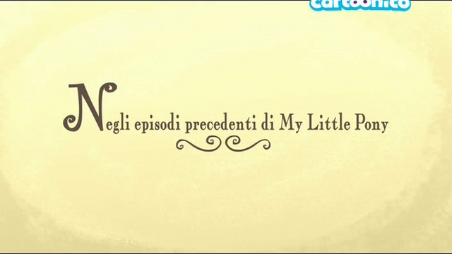 File:Italian 'Previously on My Little Pony' - Season 2 onwards.png