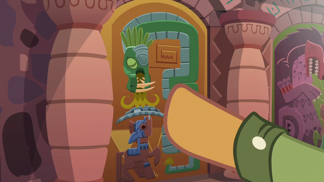 File:Quibble Pants points to first door S6E13.png