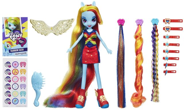 File:Rainbow Dash Equestria Girls hairstyling doll.jpg