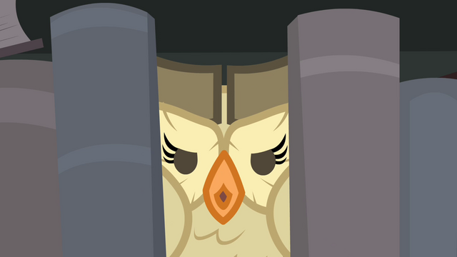 File:Owlowiscious hoots while in library shelf S4E23.png