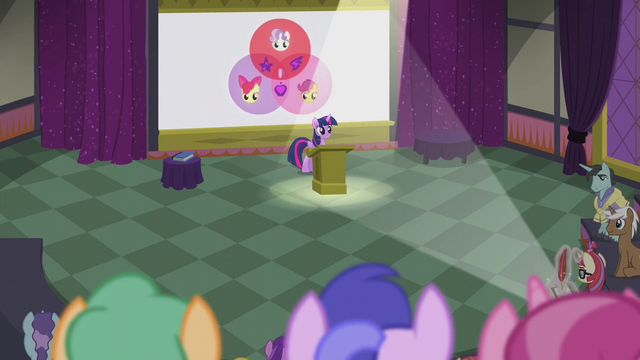File:Twilight giving a lecture about cutie marks S5E25.png