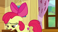 "Apple Bloom sings ""Maybe now there's more that I could be"" S6E4"