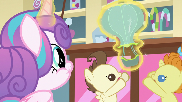 File:Flurry Heart takes toy away from Cake twins S7E3.png