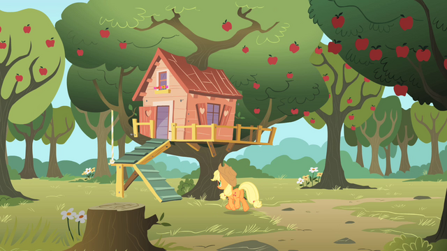 File:Applejack heading towards the CMC's club house S1E18.png