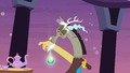 Disco ball pours out of Discord's teacup S5E7.png