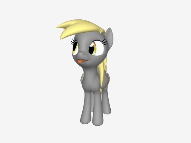 File:FANMADE Derpy sticking out tongue.png