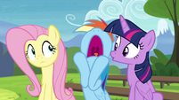 "Rainbow ""That was aw-"" S4E21"