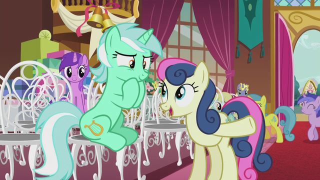 """File:Sweetie Drops """"that's what best friends are for"""" S5E9.png"""