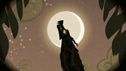 Timberwolf howling S2E12.png