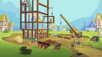 Construction Site S2E08