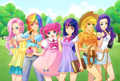 File:FANMADE Real life pony swap.jpg