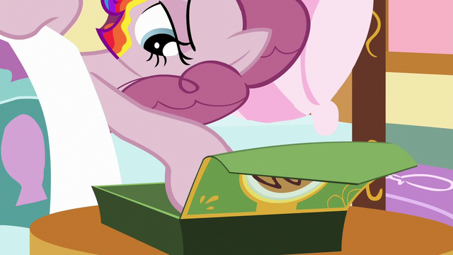 File:Pinkie Pie reaching for a cookie S6E15.png