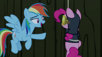 "Rainbow Dash ""it's super-easy 'cause I'm awesome"" S7E11"