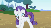 Rarity feels bad because Photo Finish chose Fluttershy S1E20