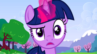 Twilight is shocked S02E25