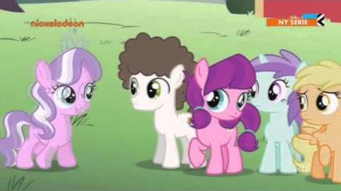 The Pony I Want to Be (Reprise)/International versions