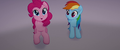 Pinkie Pie excited about the clowns she ordered MLPTM.png