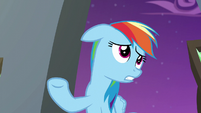 "Rainbow ""I'm finally a Wonderbolt"" S6E7"