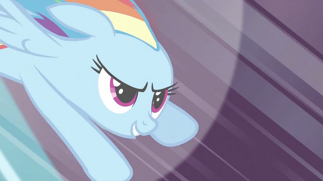 File:Rainbow Dash 'Best. Wedding.' S2E26.png
