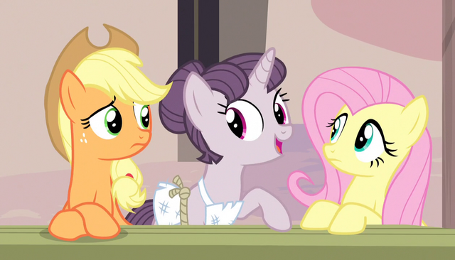 "File:Sugar Belle ""is this a bad time?"" S5E1.png"