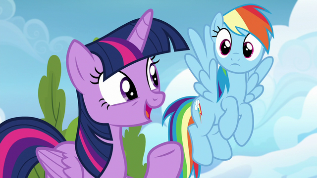 """File:Twilight Sparkle excited """"absolutely!"""" S6E24.png"""