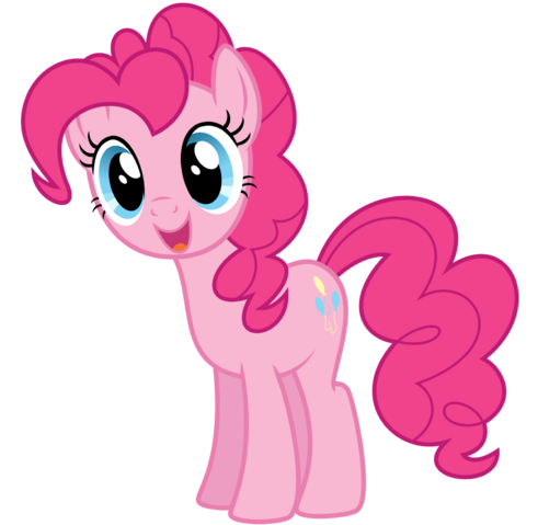 File:FANMADE Happy pinkie pie by thatguy1945.png
