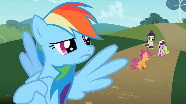 File:Rainbow Dash sees Scootaloo walking away S2E08.png