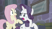 "Rarity ""Yes, it is!"" S5E02"