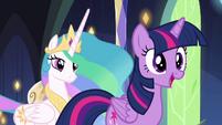 "Twilight Sparkle ""as princess, I believe"" S4E26"