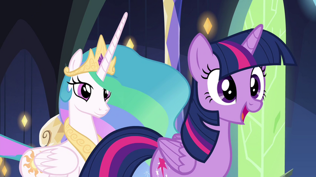 "File:Twilight Sparkle ""as princess, I believe"" S4E26.png"